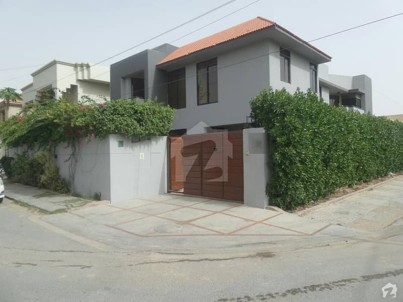 500 Square Yards Bungalow Is Available For Sale In Phase 6