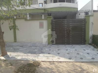 Double Storey Beautiful House For Sale In Jawad Avenue Okara
