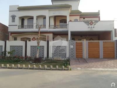 Double Storey Beautiful Bungalow For Sale At Jawad Avenue, Okara