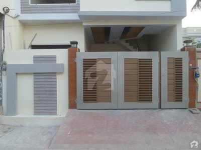 Double Storey Beautiful House For Sale At Fateh Town Okara