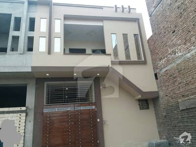 3. 25 Marla House for sale in Moiz Garden Satiana Road Faisalabad