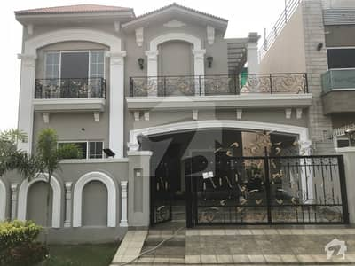 10 Marla Brand New Spanish House Facing Park Hot Location Near Commercial Solid Construction Attractive Price