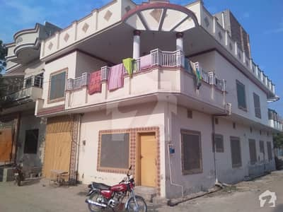 3. 5 Marla Double Portion Beautiful House For Sale