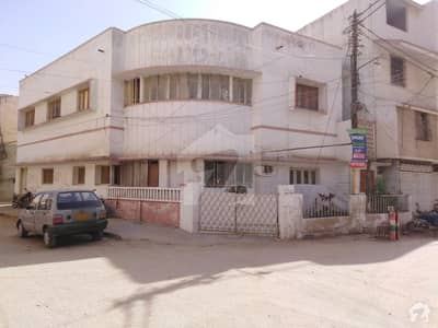 Ground + 1 Floor House Is Available For Sale 3 Side Corner