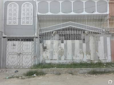 Single Storey Park Facing House Available For Sale