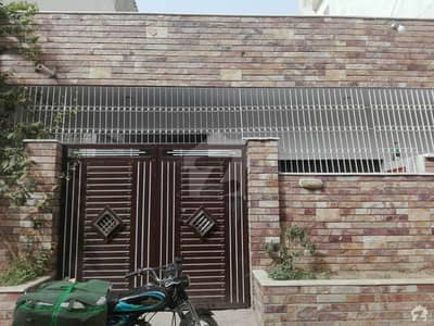 Single Storey House Available For Sale in North Karachi