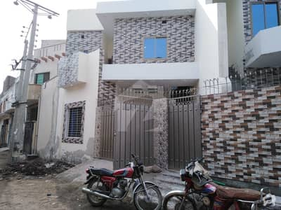 4. 5 Marla New House For Sale Double Storey