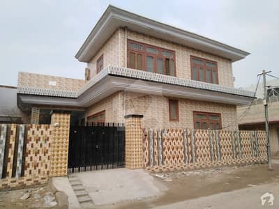Double Storey 7 Marla House For Sale In Block X