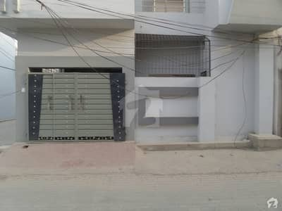Double Storey Beautiful Corner House For Sale At Faisal Colony Okara