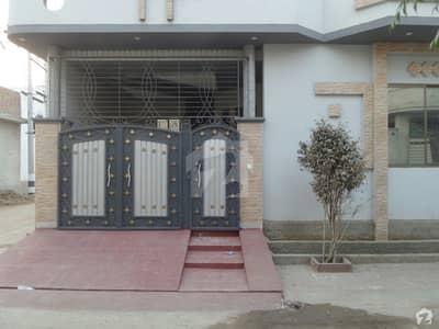 Double Storey Beautiful Corner House For Sale At Saad City Okara