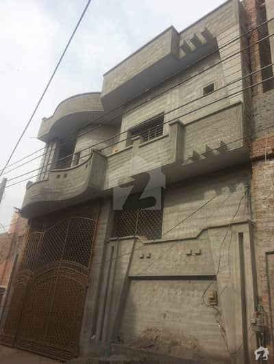 5. 5 Marla Double Storey House For Sale At 9 No Chungi