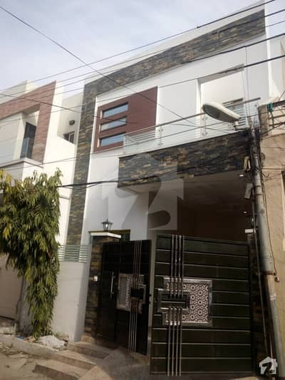 4 Marla Brand New Double Storey House Is Available For Sale