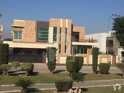 2 Kanal Facing Canal House For Sale In Bahria Town Lahore