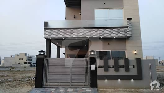 5 Marla Brand New House For Sale In DHA Rahber Block J