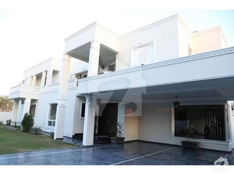 Dha Lahore Phase 2 Block V Corner Two Kanal Brand New  Luxury Designer House