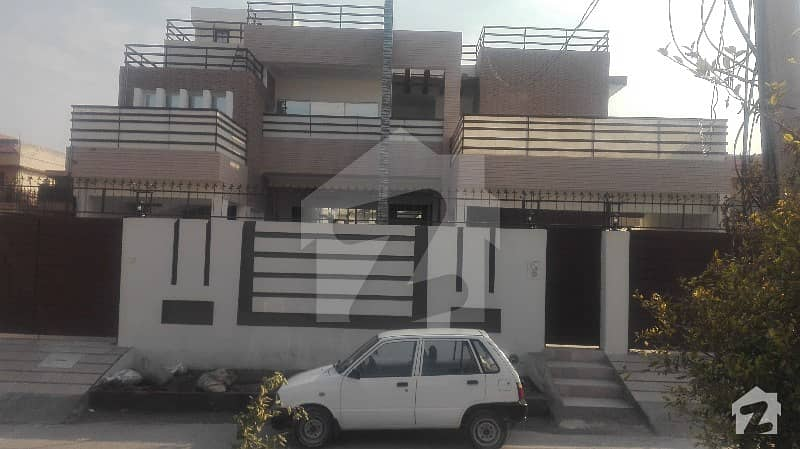one kanal full basement house in hayatabad phase 7 peshawar hayatabad phase 7  hayatabad