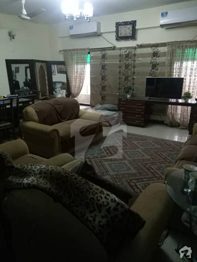 Beautiful 3 Bed Flat Is Available For Sale In Askari 14