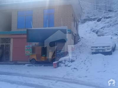 House Is Available For Sale With 2 Shops
