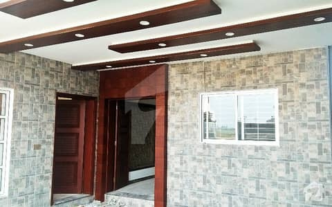 10 Marla Newly Constructed Beautiful House Is Available For Sale