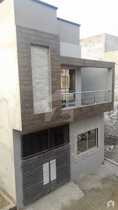 3  Half Marla Grey And Finished B New House In Psichs Near Lums Dha