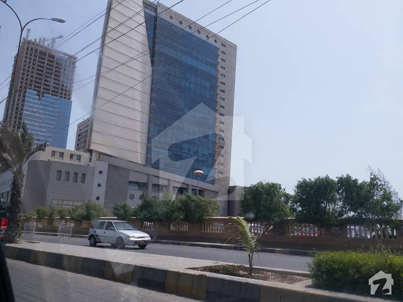 Dolmen Executive Tower Office Space 5850 Sq Ft Covered High Standard