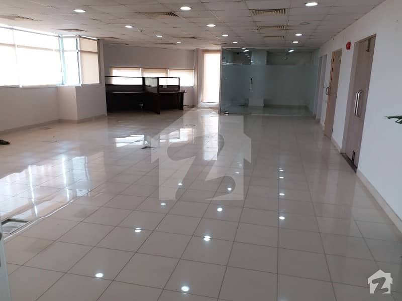 Brand New Building 15400 Sq Ft Space For Office Use In Clifton Karachi