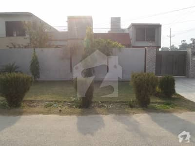 Double Storey Beautiful Corner Bungalow Is Available For Sale