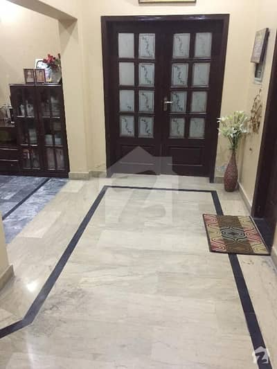 15 Marla Residential House In Punjab Small Industries Colony Block D Near Lums Direct Deal