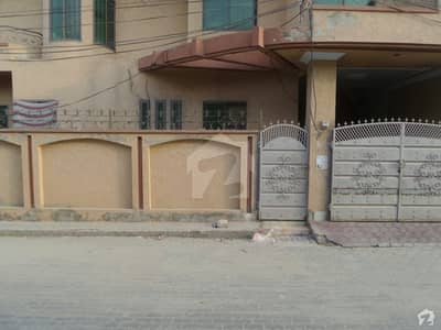 Double Storey Beautiful Corner House For Sale In Fateh Town Okara