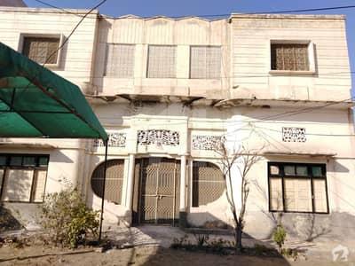 12 Marla Corner Ground Floor Portion For Rent