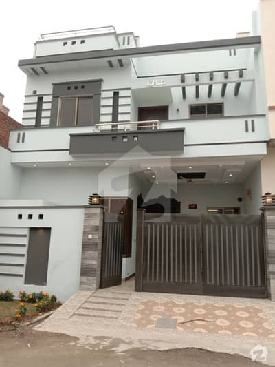 5 Marla NEW House  Facing Park FOR SALE
