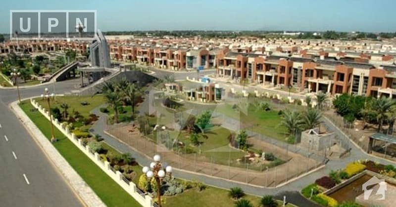 Ready To Construct Good To Invest 5 Marla Residential Plot For Sale In Block AA Bahria Town
