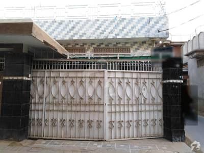 12 Marla Corner Single Storey House For Sale