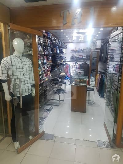 Good Will Property Old Pace Gulberg 3 140 Sq. ft Commercial Shop  For Sale