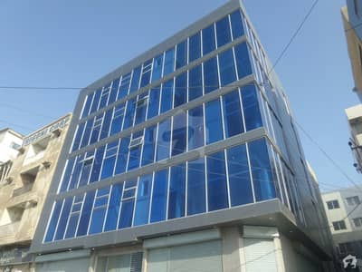 Brand New Office For Sale In Muslim Commercial Area