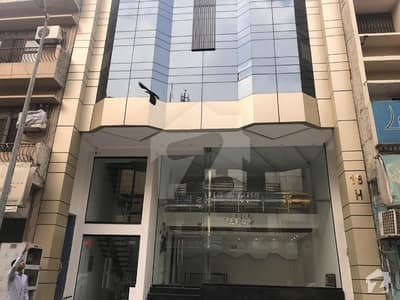 4 Marla Brand New Commercial Plaza For Sale In Dha Lahore