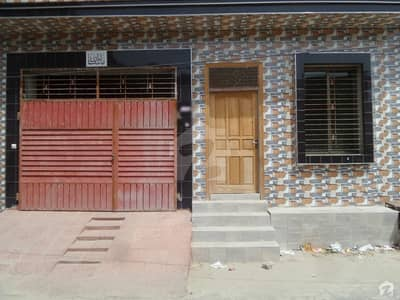 Double Storey Beautiful House For Sale At Rahim Karim Town Okara
