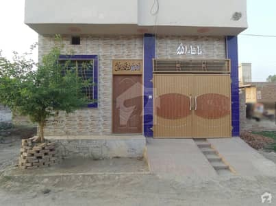 Double Storey Beautiful House For Sale At Al Rehman Town, Okara