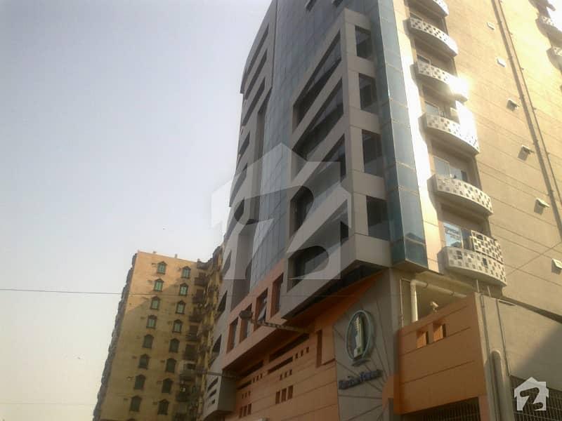 Corporate Level Building 1990 Sqft Office In Horizon Tower Clifton Karachi
