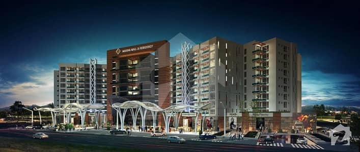 Madina Mall Bahria Enclave Purchase Apartment And Get 37  Guaranteed Return In 15 Month