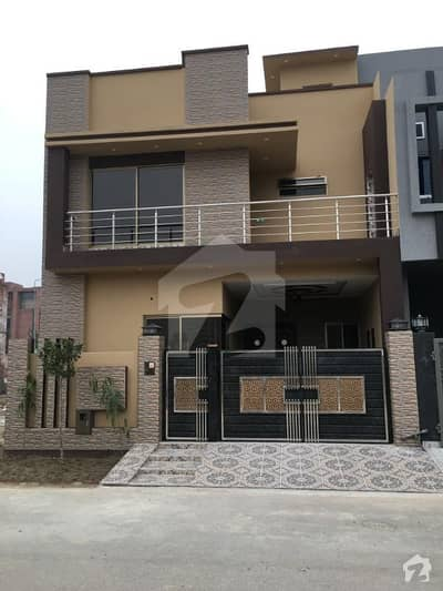 5 Marla Brand New Double Story House For sale in AL Kabir Town Phase 1 Opposite Bahria Town Lahore