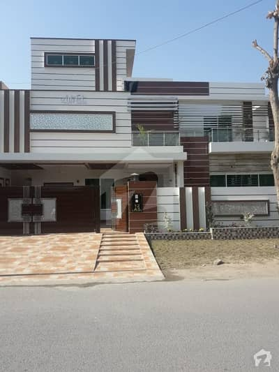 17 Marla Brand New Double Story House For Sale in Punjab Govt Ph1