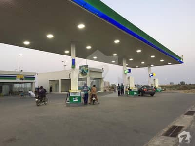 Petrol Pump 2000 Square Yard On Prime Location Of Dha Phase 8