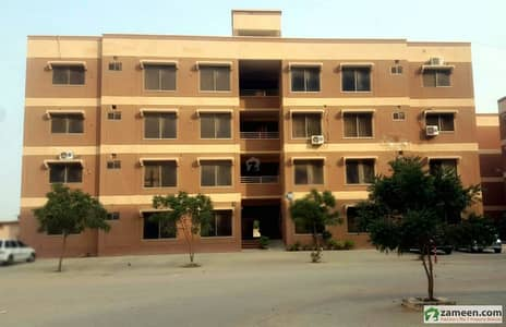 Top Floor West Open Flat For Sale In Askari 5