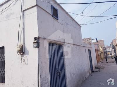 Fit Condition 5. 5 Marla Corner House For Sale