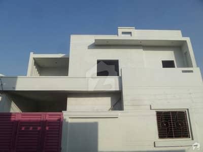 Double Storey Beautiful Corner House For Sale At Hassan Block, Okara