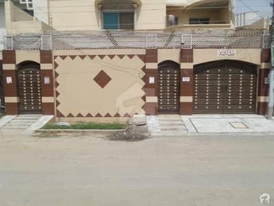 Double Storey Beautiful Bungalow For Sale At Aziz Yaqoob Town, Okara