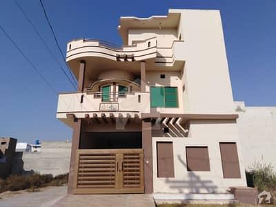 7 Marla Corner Triple Storey House For Sale