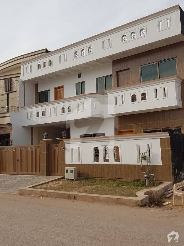12 Marla Brand New House Available In G13 Islamabad