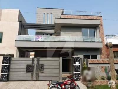 10 Marla Residential House Is Available For Sale Wapda Town At Prime Location